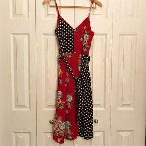 Flirty summer statement dress